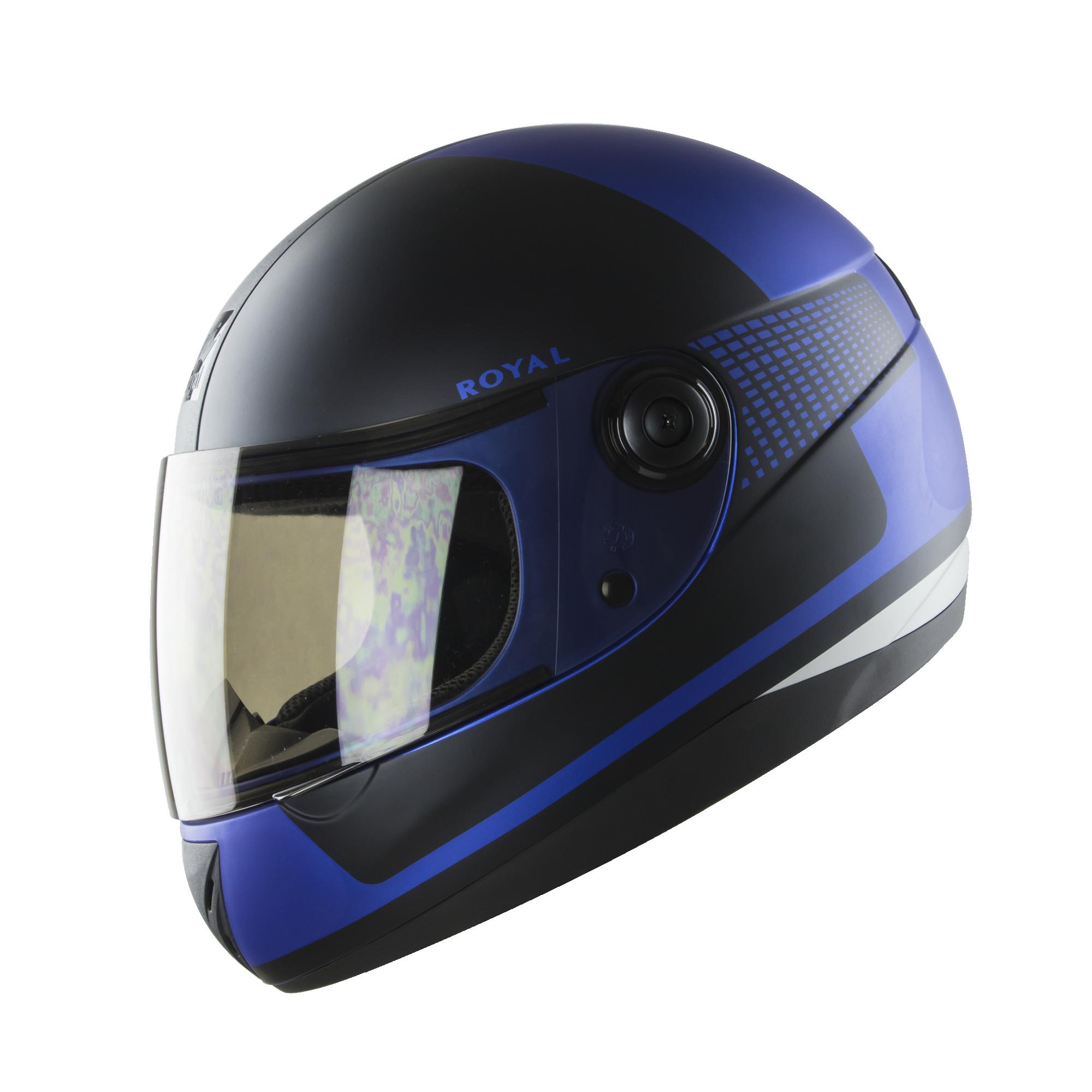 Royal M02 V.1 xanh đen mờ