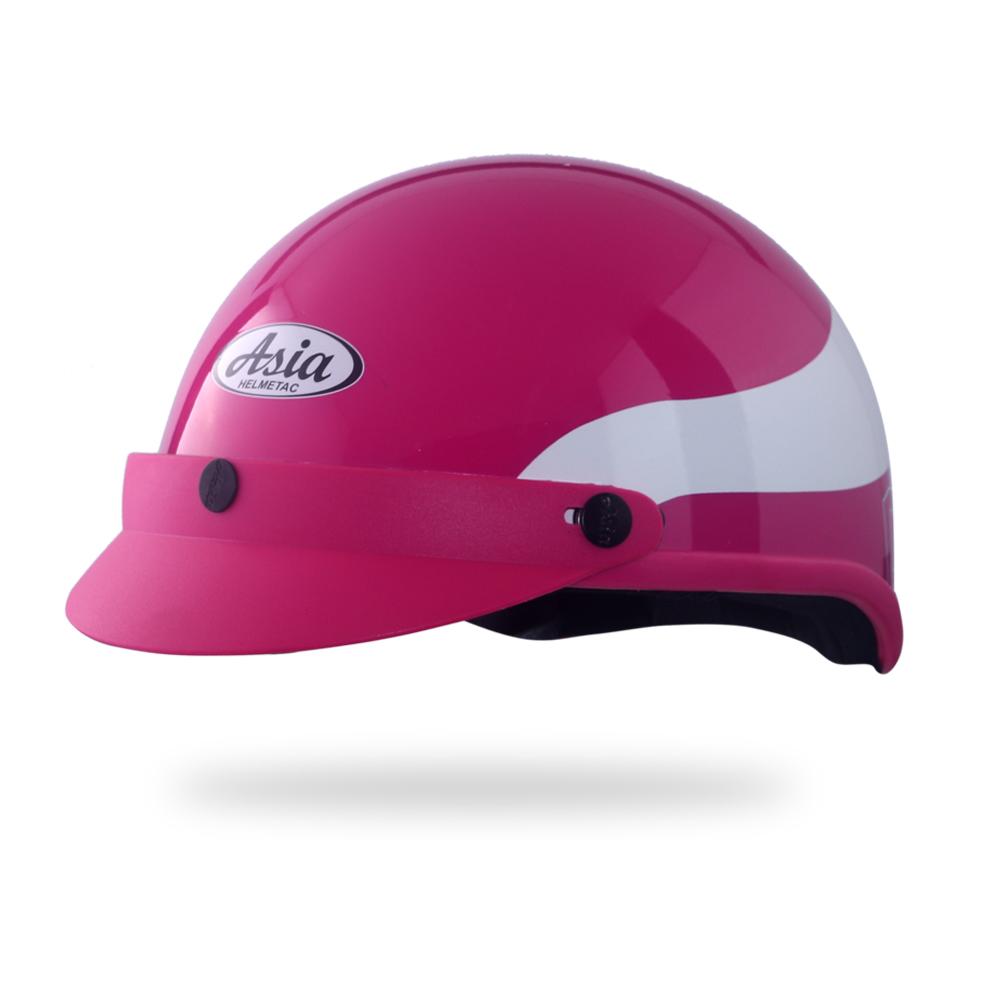Asia MT 105 3M-hồng viền trắng bóng