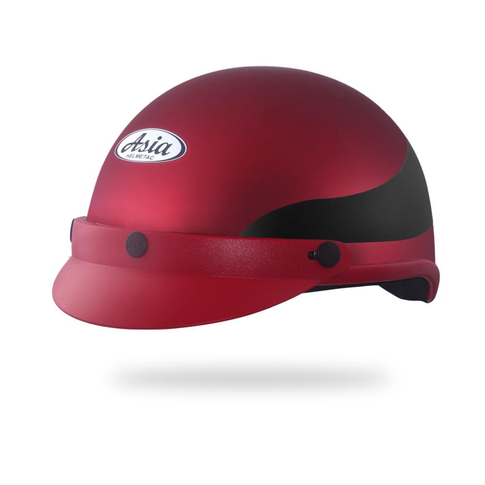 Asia MT 105 3M-đỏ đô viền đen