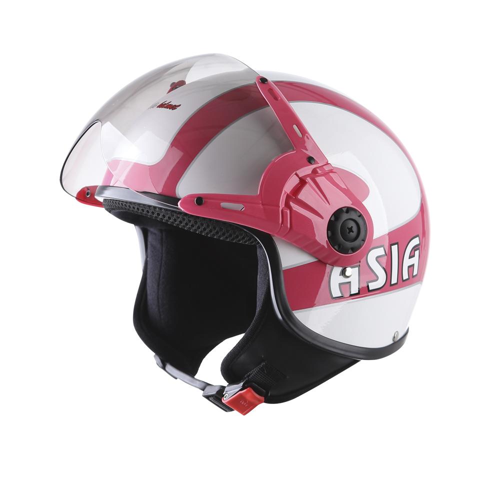 Asia MT 125 hồng - trắng mờ
