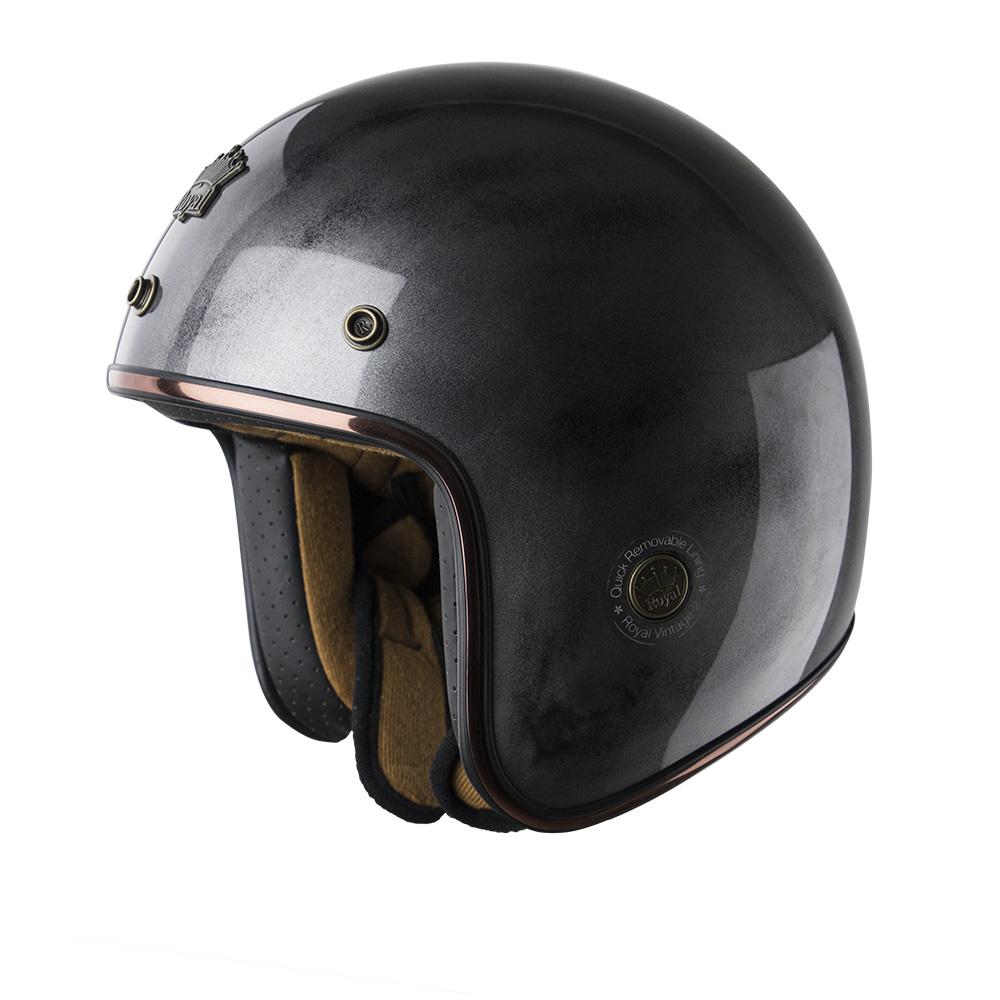 Royal M20C đen bóng (Xước)