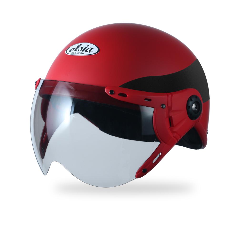 Asia MT 105 3MK8-đỏ viền đen
