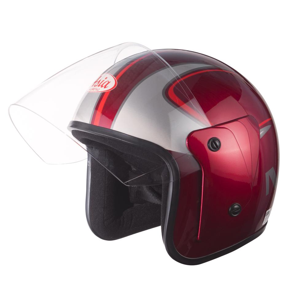 Asia MT 111 TEM - đỏ bóng