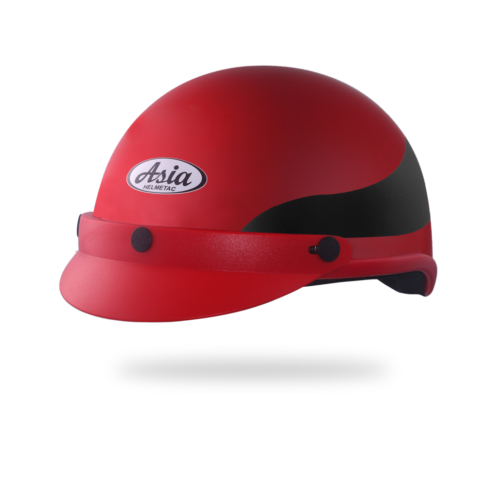 Asia MT 105 3M-đỏ viền đen