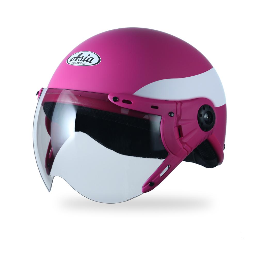 Asia MT 105 3MK8-hồng viền trắng