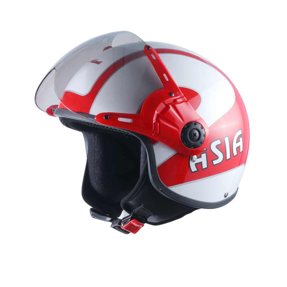 Asia MT 125 đỏ trắng bóng